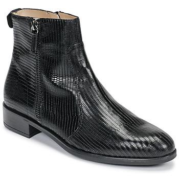 kengät Naiset Bootsit Unisa BRAS Musta