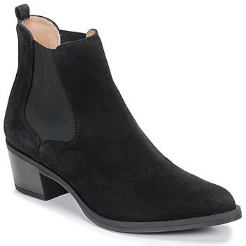 kengät Naiset Nilkkurit Unisa GREYSON Black