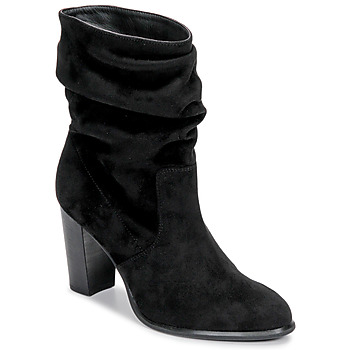 kengät Naiset Nilkkurit Unisa ULANO Black