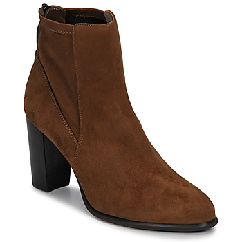 kengät Naiset Nilkkurit Unisa UNDER Ruskea