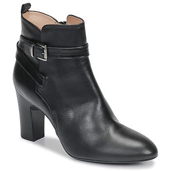 kengät Naiset Nilkkurit Unisa UMBRIA Black