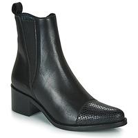 kengät Naiset Nilkkurit Myma PETULA Black
