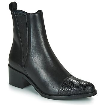 kengät Naiset Nilkkurit Myma PETULA Musta