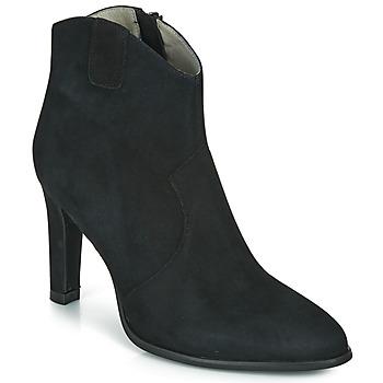 kengät Naiset Nilkkurit Myma PATINA Black