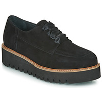 kengät Naiset Derby-kengät Myma PERLITE Musta