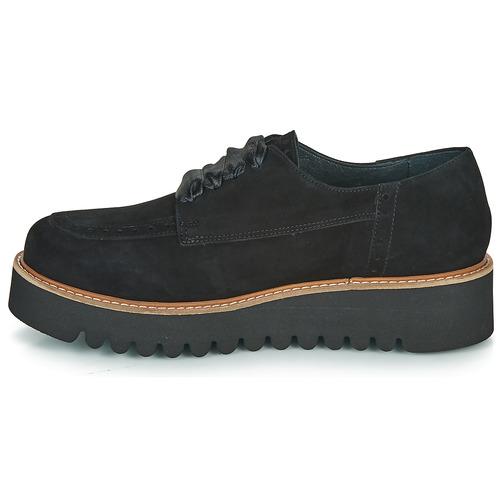 Myma Perlite Black - Ilmainen Toimitus- Kengät Derby-kengät Naiset 95