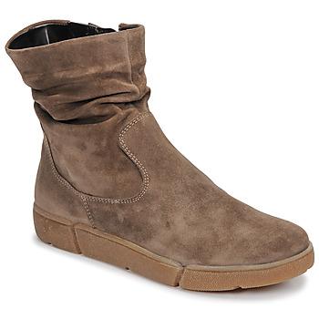 kengät Naiset Bootsit Ara 14437-69 Taupe