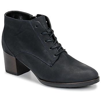 kengät Naiset Nilkkurit Ara 16915-77 Blue