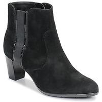 kengät Naiset Nilkkurit Ara 43413-73 Black