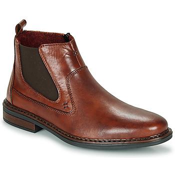 kengät Miehet Bootsit Rieker DANE Brown