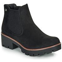 kengät Naiset Nilkkurit Rieker 99284-02 Black