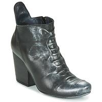 kengät Naiset Nilkkurit Papucei LYLIENE BLACK Musta