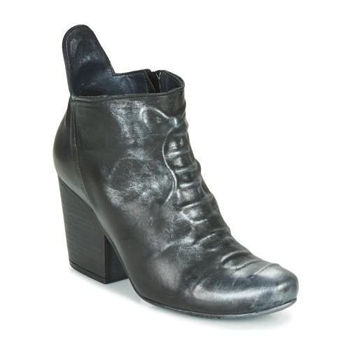 kengät Naiset Nilkkurit Papucei LYLIENE BLACK Black