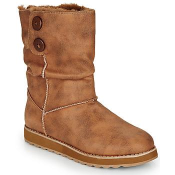 kengät Naiset Bootsit Skechers KEEPSAKES 2.0 Kamelinruskea