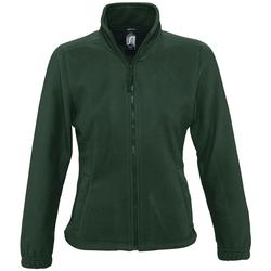 vaatteet Naiset Fleecet Sols NORTH POLAR WOMEN Verde
