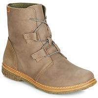 kengät Naiset Bootsit El Naturalista ANGKOR Grey