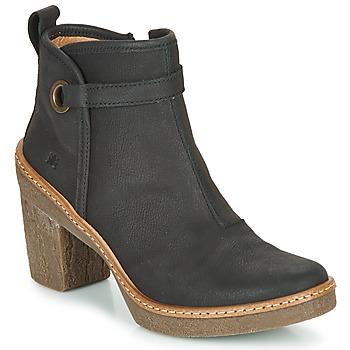kengät Naiset Nilkkurit El Naturalista HAYA Musta