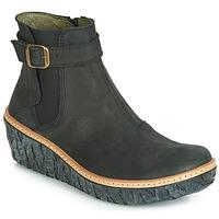 kengät Naiset Nilkkurit El Naturalista MYTH YGGDRASIL Musta