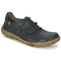 kengät Naiset Derby-kengät El Naturalista NIDO Musta