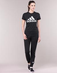 vaatteet Naiset Verryttelyhousut adidas Performance DP2417 Black
