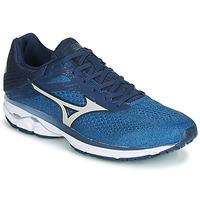 kengät Juoksukengät / Trail-kengät Mizuno WAVE RIDER 23 Blue