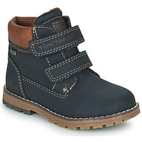 kengät Pojat Bootsit Tom Tailor 73003-BLEU Blue
