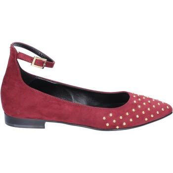 kengät Naiset Balleriinat Olga Rubini Ballerina-kengät BS830 Violetti