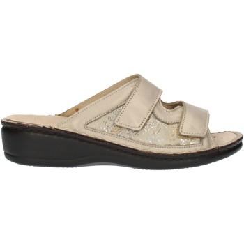 kengät Naiset Sandaalit Clia Walk Estraibile408 Platinum