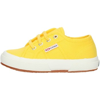 kengät Lapset Matalavartiset tennarit Superga 2750S0003C0 Yellow Sunflower