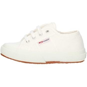 kengät Lapset Matalavartiset tennarit Superga 2750S0003C0 White