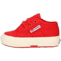 kengät Lapset Matalavartiset tennarit Superga 2750S0005P0 Red