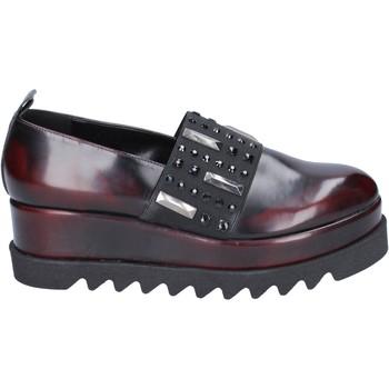 kengät Naiset Tennarit Olga Rubini slip on pelle sintetica Bordeaux