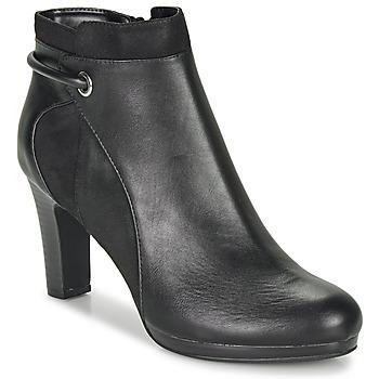 kengät Naiset Nilkkurit Moony Mood FAZIOME Black