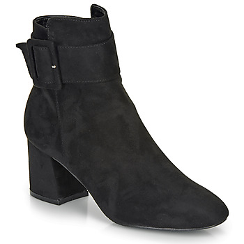 kengät Naiset Nilkkurit Moony Mood FAZIOLE Black