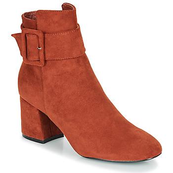 kengät Naiset Nilkkurit Moony Mood FAZIOLE Orange