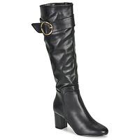 kengät Naiset Saappaat Moony Mood FIMMINI Black