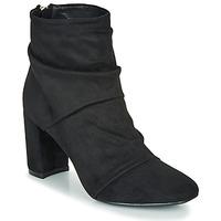 kengät Naiset Nilkkurit Moony Mood FIRETTE Black