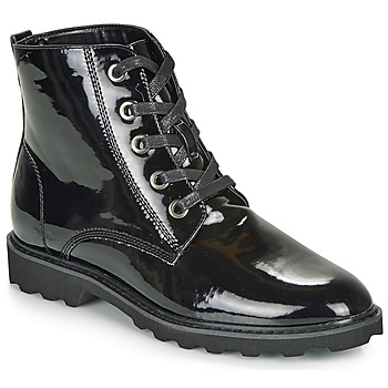 kengät Naiset Bootsit Moony Mood FRULIN Black