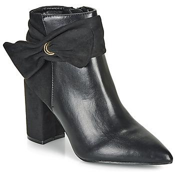 kengät Naiset Nilkkurit Moony Mood FALABEL Black
