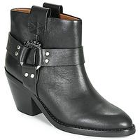 kengät Naiset Nilkkurit See by Chloé FEDDIE Black
