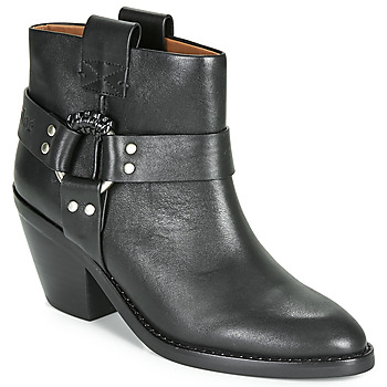 kengät Naiset Nilkkurit See by Chloé FEDDIE Musta