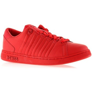 kengät Naiset Matalavartiset tennarit K-Swiss Lozan Iii Monochrome Punainen