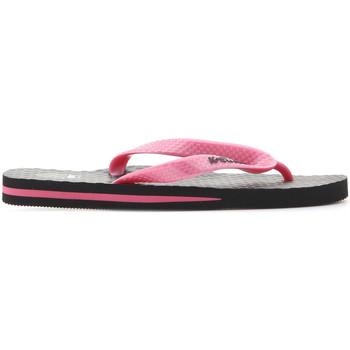 kengät Naiset Varvassandaalit K-Swiss Zorrie 92601-064-M pink, black