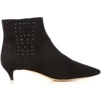 kengät Naiset Bootsit Tod's XXW17B0Z770HR0B999 nero