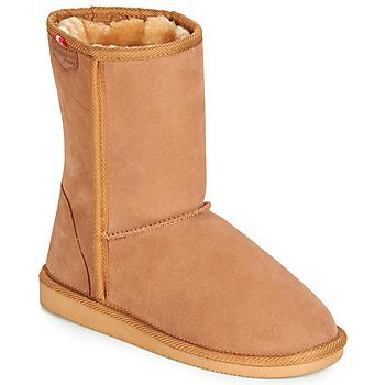 kengät Naiset Bootsit Les Tropéziennes par M Belarbi MOUNTAIN Camel