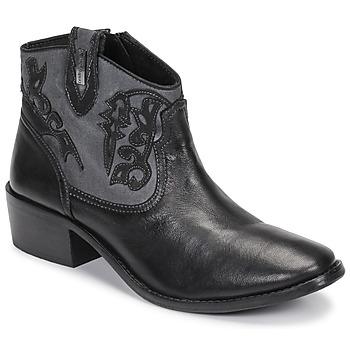 kengät Naiset Nilkkurit Les Tropéziennes par M Belarbi AMELIE Musta