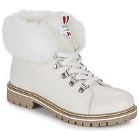 kengät Naiset Bootsit Les Tropéziennes par M Belarbi LACEN White
