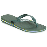 kengät Varvassandaalit Havaianas BRASIL LOGO Oliivi