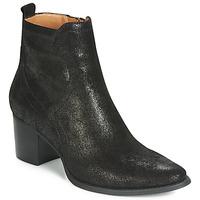 kengät Naiset Bootsit Karston APIVA Black