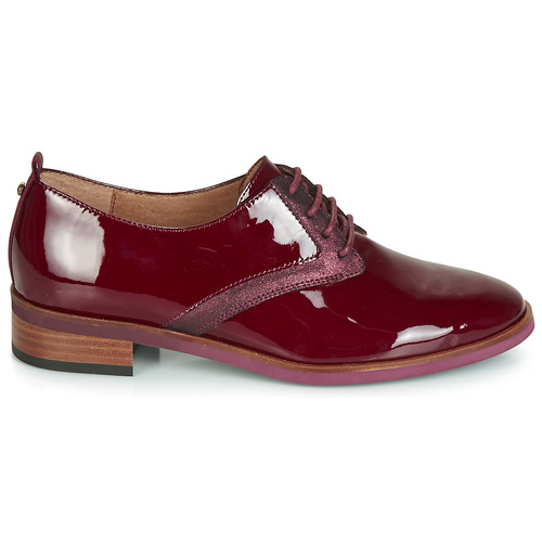 Karston Jinax Bordeaux - Ilmainen Toimitus- Kengät Derby-kengät Naiset 73